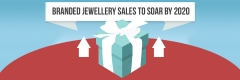 Branded Jewellery Sales to Soar by 2020