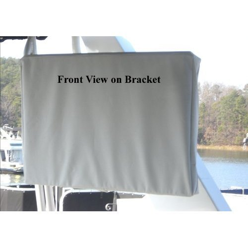 55 Outdoor TV Cover Top Premium Quality Weather Resistant Soft Non Scratch Interior Made In USA Televisions up to 60