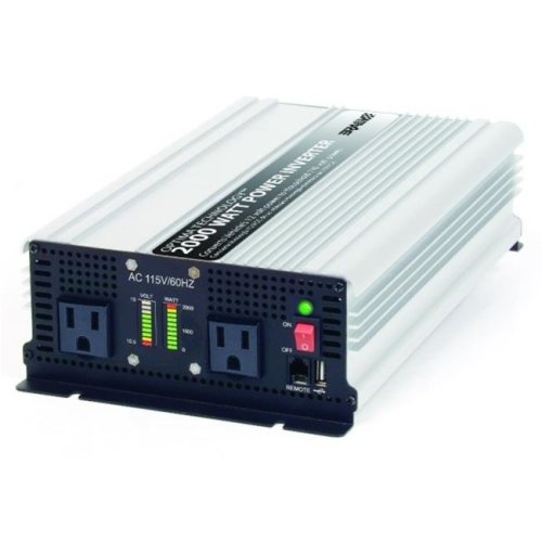 Rally Manufacturing 7477 2000W Power Inverter