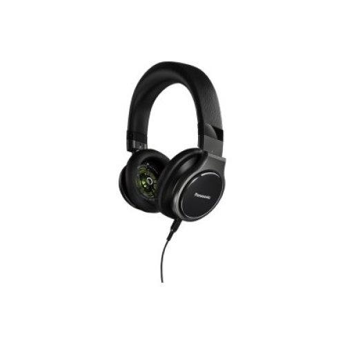 Panasonic RP-HD10E Black Circumaural Head-band