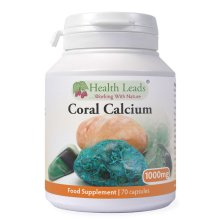 High Strength Coral Calcium 1000mg x 70 capsules
