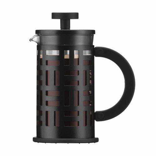 Bodum Eileen Coffee Maker Cafetiere 3 Cup 0.35L Black