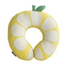[CuteLemon] Durable Handmade Neck Pillow Practical Canvas U-shaped Travel Pillow