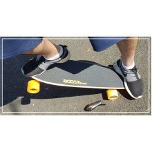 iBoostboard - 4 Wheel Electric Motorised Skateboard - 400w