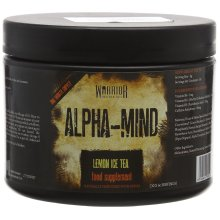 Warrior Alpha Mind Lemon Ice Tea