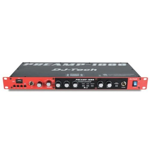 FIRST AUDIO MANUFACTURING PREAMP1800 8-Ch Professional Preamplifier with USB Audio Interface - USB Direct Encoder