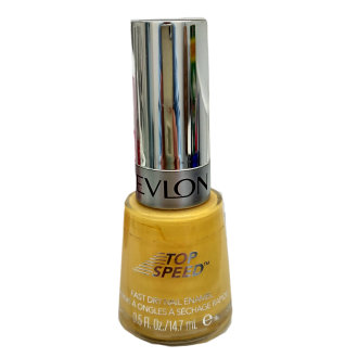 Revlon Top Speed Nail Polish 305 Electric