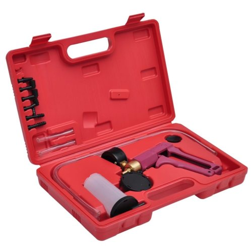 Hand Held Vacuum Tester & Pump Brake Bleeder