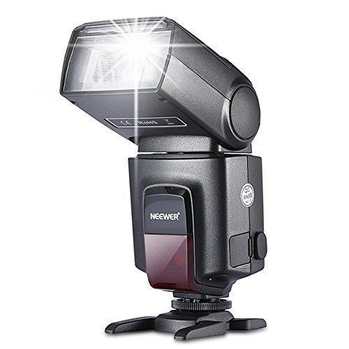 Neewer® TT560Flash Speedlite for Canon Nikon Sony Olympus Panasonic Pentax Sigma Minolta Leica and Other SLR Digital SLR Cameras and Digital...