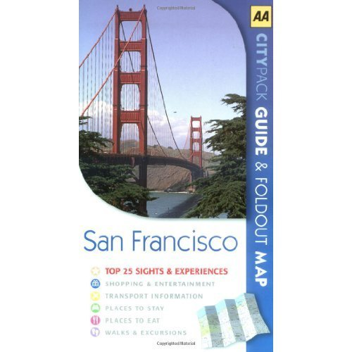 San Francisco (AA CityPack Guides) (AA CityPack Guides)