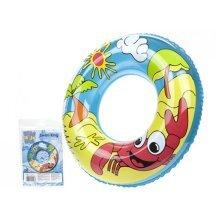 "24"" 7.2g Printed Beach Design Swim Ring - Inflatable Swimming Pool 24 24inch -  inflatable swim ring swimming pool beach 24 24inch children tube tyre"