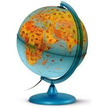 Nova Rico Childrens Illuminated 30cm World Globe - The Symbole