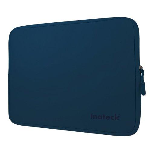 Inateck 13-13.3 Inch Water Repellent Neoprene Laptop Sleeve Tablet Bag - Blue