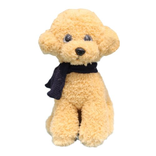 Plush Stuffed Animal Toy Plush Toy Christmas Gift - Poodle, #02