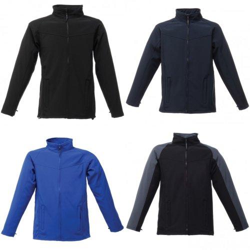 Regatta Mens Uproar Lightweight Wind Resistant Softshell Jacket