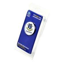 Everton Golf Ball Marker - Foot Official Fc -  ball marker golf everton football official fc