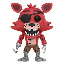 NEW Funko POP! Games Five Nights at Freddy's Foxy the Pirate #109 Vinyl Figure