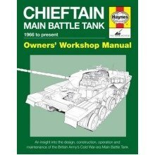 Chieftain Main Battle Tank Manual