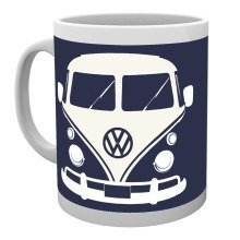 Vw Camper Keep Calm Mug