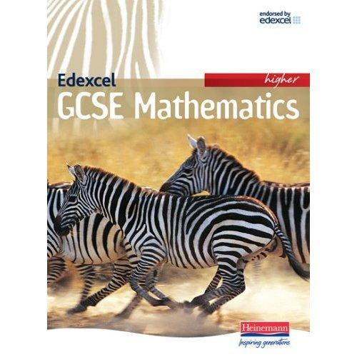 Edexcel GCSE Maths Higher Student Book (Whole Course) (Edexcel GCSE Maths  2006)