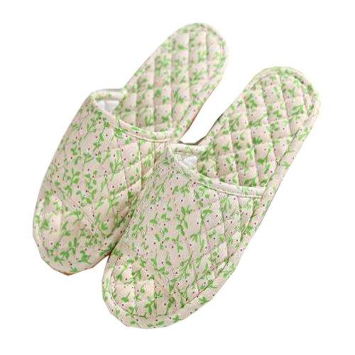 Beautiful Slippers For Women/Elegant Slippers/Green