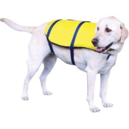 ONYX Nylon Pet Life Vest, X- Small, Yellow