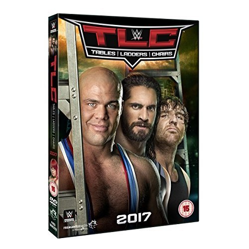 WWE: TLC - Tables, Ladders and Chairs 2017 [DVD] [DVD]