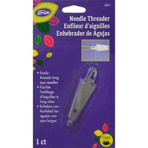 LoRan Needle Threader-