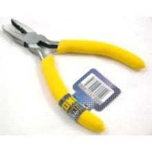 Mini Foam Dipped Handle Combination Pliers -  mini pliers combination precision grip