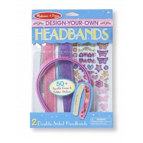 Melissa And Doug 5548 DYO Headbands