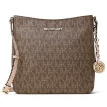 Michael Kors Jet Set Messenger Bag - Mocha - 30F6GTVM3B-213