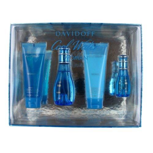 Davidoff Cool Water Woman 50ml Eau de Toilette Gift Set