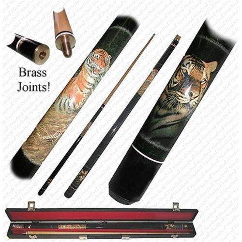 Poker 40-583T Bengal Tiger Pool Stick