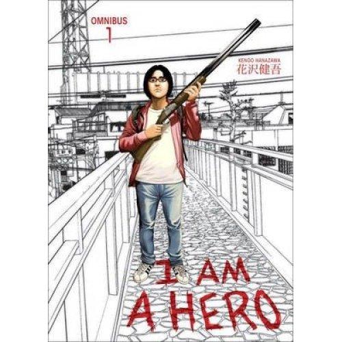 I Am a Hero Omnibus: Volume 1