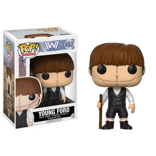 Funko POP Television: Westworld - Young Ford Vinyl Figure
