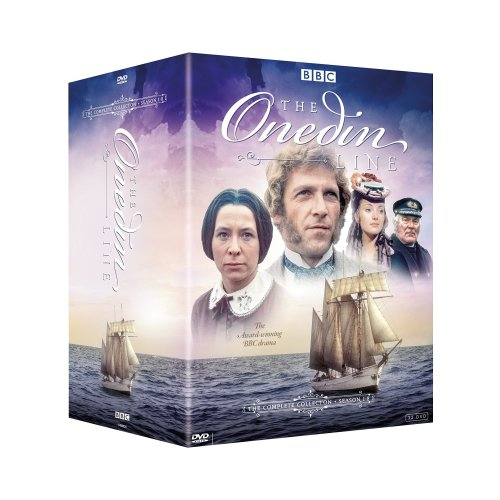 The Onedin Line - The Complete Collection - Series 1 to 8 (32 DVD Complete Box Set)