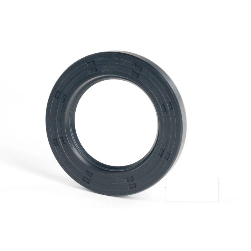 5x11x3mm Oil Seal Nitrile R21 Single Lip Springless 5 Pack
