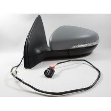Ford Mondeo MK4 2007-2011 Primed Door Wing Mirror Cover O//S Drivers Right
