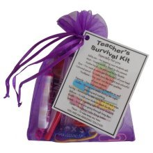 Teacher's Survival Kit - Great way to thank your Teacher