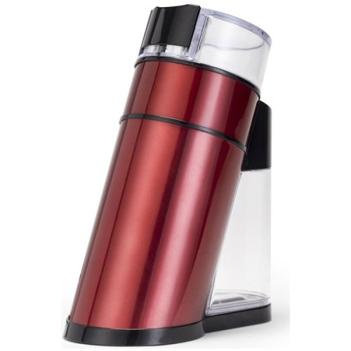 Retro Diner Coffee Grinder Red - by Gourmet Gadgetry