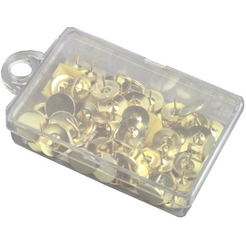 "Clover Thumb Tacks-.4375"" 50/Pkg"