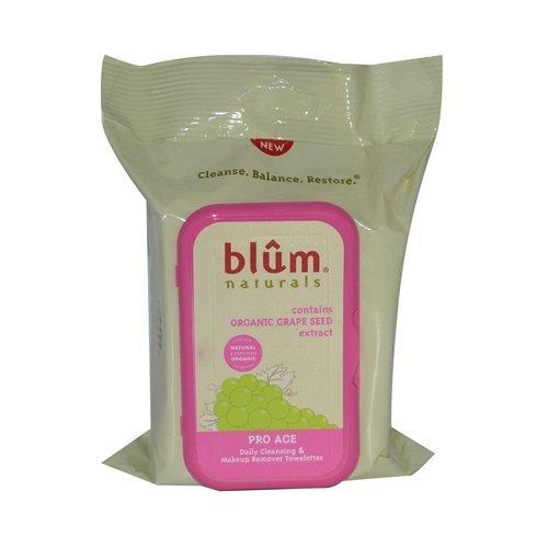 Blum Naturals Facial Cleansing Cloth