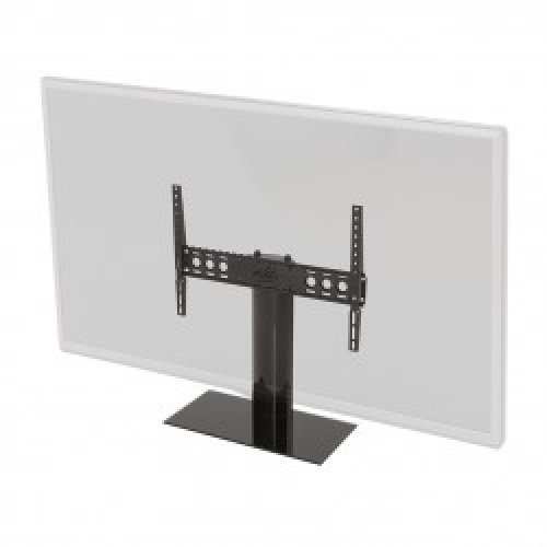 """King Universal Table Top Replacement Pedestal TV Base Stand for up to 65"""" inch"""