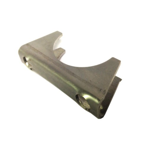 Universal Exhaust pipe cradle 29 mm pipe - T304 Stainless Steel