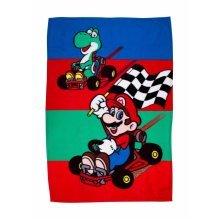 Nintendo Super Mario 'Champs' Fleece Blanket