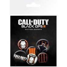 Call of Duty Black Ops 3 Mix Badge Pack