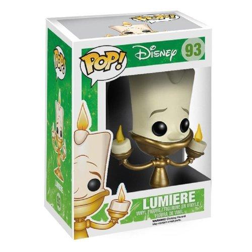 Funko POP Disney Beauty And The Beast: Lumiere