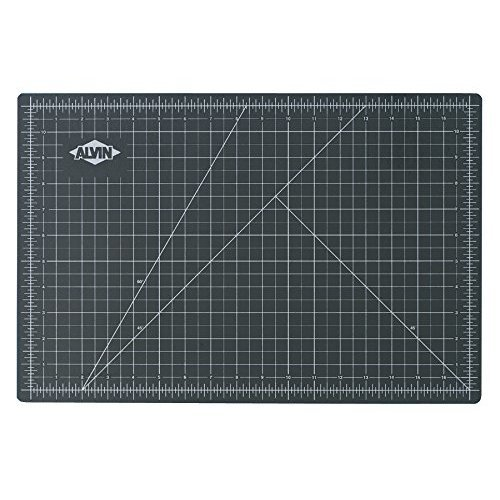 Alvin GBM3042 GBM Series GreenBlack rofessional Self Healing Cutting Mat 30 x 42