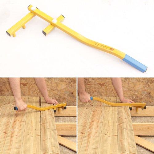 Plank Straightener
