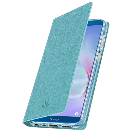 competitive price 0c860 be4c9 Window flip case, standing case by Vili for Honor 9 Lite – Blue